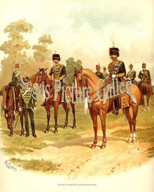 Duke of Yorks Own Loyal Suffolk Hussars